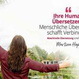 Preise Fachübersetzungen | Ihre Human Übersetzerin - Martina Hoppe